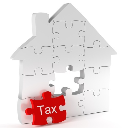 Taxes and Your New Home