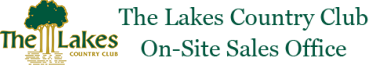 The Lakes Country Club Homes For Sale